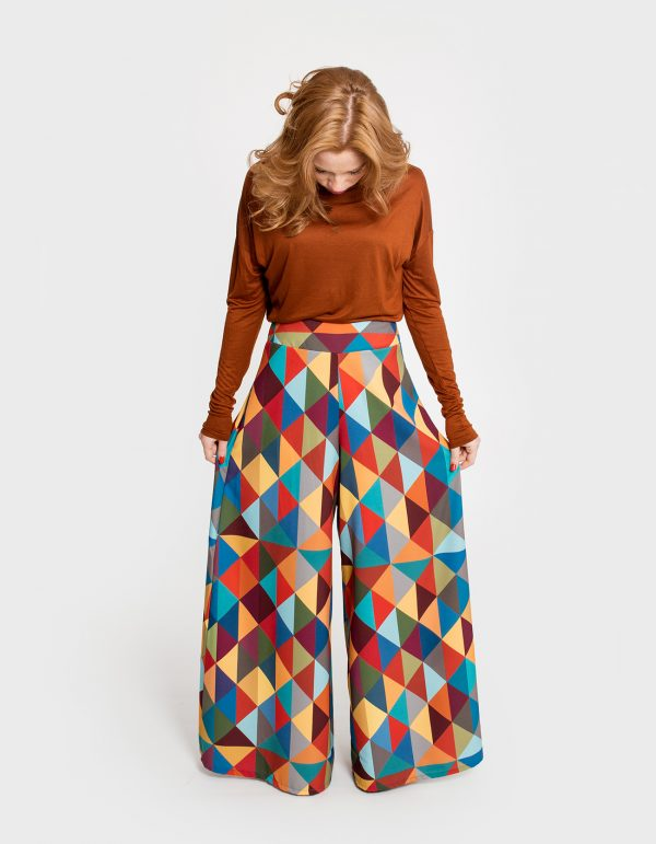 pantalon arlequin bonica in love
